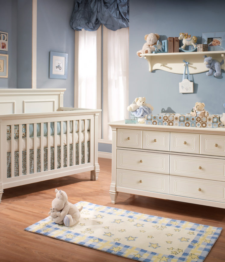 Belmont 5 In 1 Convertible Crib Natart Rooms To Grow