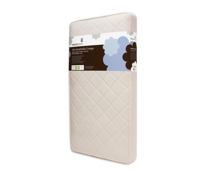 Quilted Organic Cotton Deluxe - Full Mattresses - Naturepedic - RTG