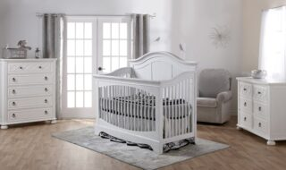 Find the crib you like for the baby you adore, at Rooms to Grow.     #RoomsToGrow #Lifestyle #ParentingLife #ShopRhodeIsland #Parenthood #BabyCribs #ModernNursery #ClassicNursery #NurseryInspiration  #BabyRoom #SimpleNurseries #ElegantNurseries #NurseryInspo #PackageDeals #ConvertibleCrib