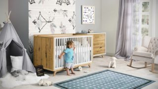 A crib is the center of baby's world. Make it safe and comfortable and easy for parents to access.      #RoomsToGrow #Lifestyle #Instagood #Children #ParentingLife #Kids #YouthFurniture #ShopRhodeIsland  #Family #LetThemBeLittle #Parenthood #BabyCribs #ModernNursery #ClassicNursery #NurseryInspiration  #BabyRoom #SimpleNurseries #ElegantNurseries #NurseryInspo #PackageDeals #ConvertibleCrib