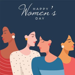 International Women's Day, celebrate the incredible women in your lives today and the women who continue to be inspirational. Tag someone you're grateful for in the comments below!   Designed by Freepik #InternationalWomensDay #RoomsToGrow #Lifestyle #Instagood #Children #ParentingLife #Kids #Family #LetThemBeLittle #Parenthood