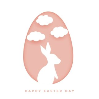 Happy Easter from Rooms to Grow.