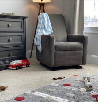 A handsome dresser is an important place to store diapers and other nursery necessities, but a rocker or glider chair is the focus of any nursery. 🤩  Best way for Moms and Dads to nap😅!    #RoomsToGrow #Lifestyle #Instagood #Children #ParentingLife #Kids #YouthFurniture #ShopRhodeIsland #BabysRoom #Family #LetThemBeLittle #Parenthood