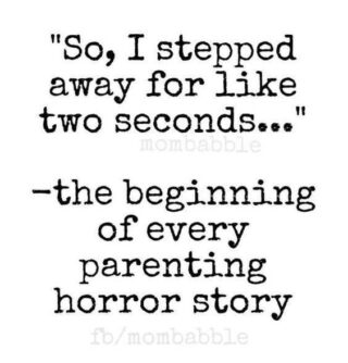 Happy Humpday! Being a parent means not ever having a dull moment again. What are some funny stories that come to mind for you?