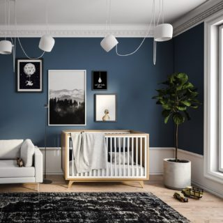 Can a nursery be serene? When baby 😴sleeps, maybe you can enjoy the peace for a bit, just watching the little miracle. When the little one gets older, you can add more lively design elements to amuse babe and family.🥰  Check out our link in bio.       #RoomsToGrow #Lifestyle #Instagood #Children #ParentingLife #Kids #YouthFurniture #ShopRhodeIsland  #Family #LetThemBeLittle #Parenthood #BabyCribs #ModernNursery #ClassicNursery #NurseryInspiration  #BabyRoom #SimpleNurseries #ElegantNurseries #NurseryInspo #PackageDeals #ConvertibleCrib