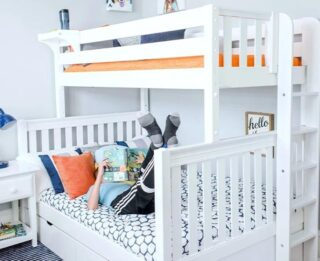 Back to school means shopping for dorm and room essentials. Check out Maxtrix, they offer versatility and comfort while also saving space for your growing one.